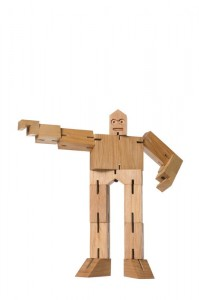 Cubebot Julien - micro, naturalny