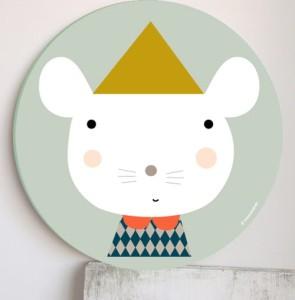 Plakat myszka w czapce haciendo el indio kalaluszek - Haciendo el indio ...