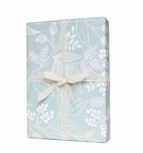 Papier prezentowy Spearmint Blossoms - Rifle Paper Co.