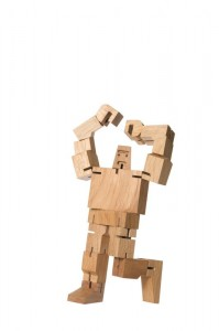 Cubebot Guthrie - micro, naturalny