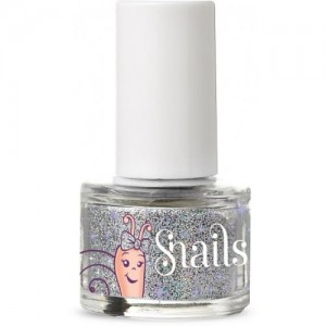 Brokat do paznokci - Silver Glitter - SNAILS