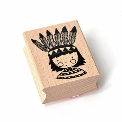 Stempel little indian