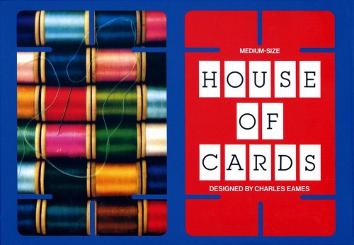 Układanka House of cards 'medium'