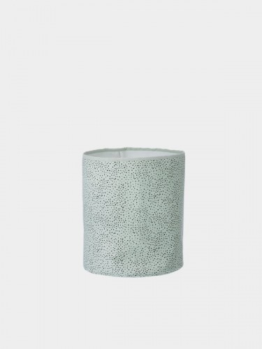 66e58932d2056 Pojemnik miętowy w kropki Mint dot - MEDIUM - FERM LIVING Kalaluszek